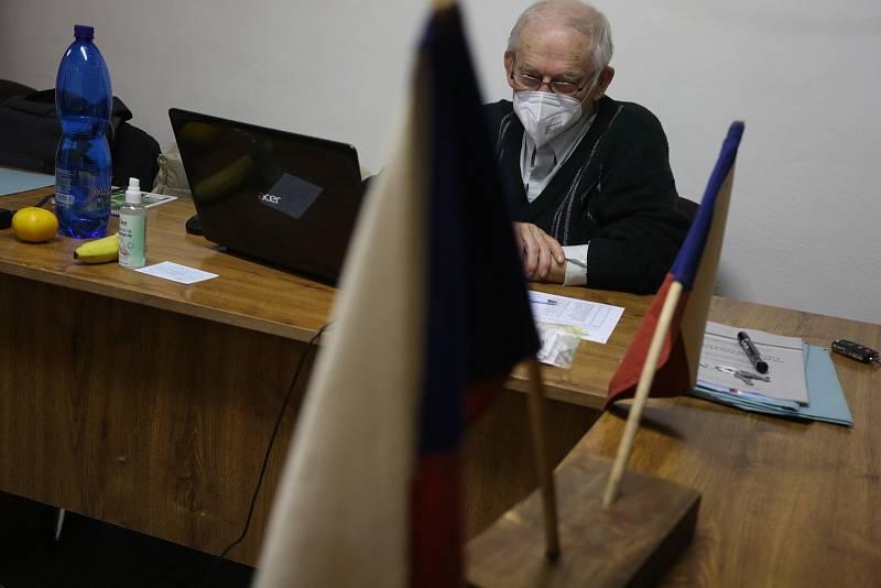 Volby v Rabakově na Mladoboleslavsku