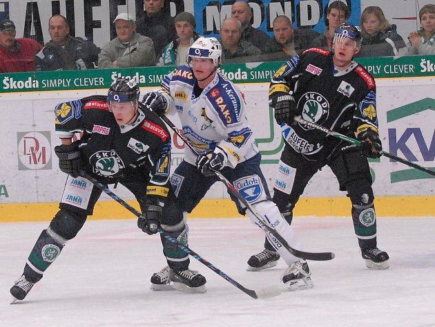 O2 extraliga: BK Mladá Boleslav - HC Lasselsberger Plzeň