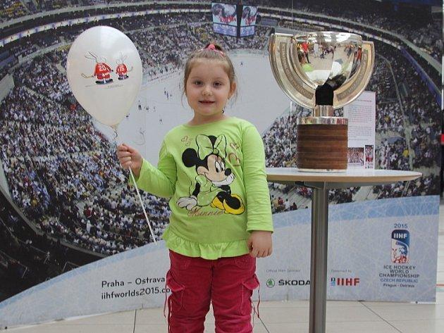 Road show k hokejovému mistrovství světa v boleslavské Olympii