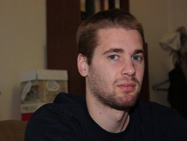 Brankář Marek Schwarz hostem on-line rozhovoru
