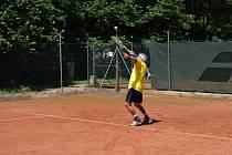 Ze Středočeského poháru veteránů v tenisu