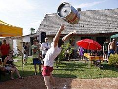Pivní pěčické hry 2012