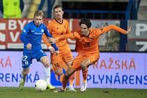 Na podzim v Liberci se radoval domácí Slovan po výhře 3:0 nad Mladou Boleslaví.