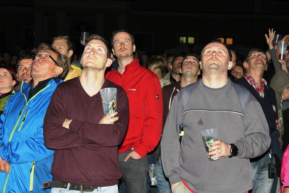 Rohozecké pivní slavnosti – mraky a skvělá nálada