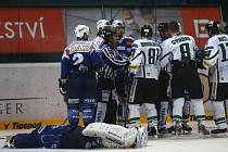 O2 Extraliga: HC Lasselsberger Plzeň - BK Mladá Boleslav