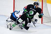 Tipsport extraliga: BK Mladá Boleslav - Piráti Chomutov.