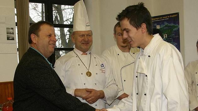 Kurz studené kuchyně na SOU Horky nad Jizerou