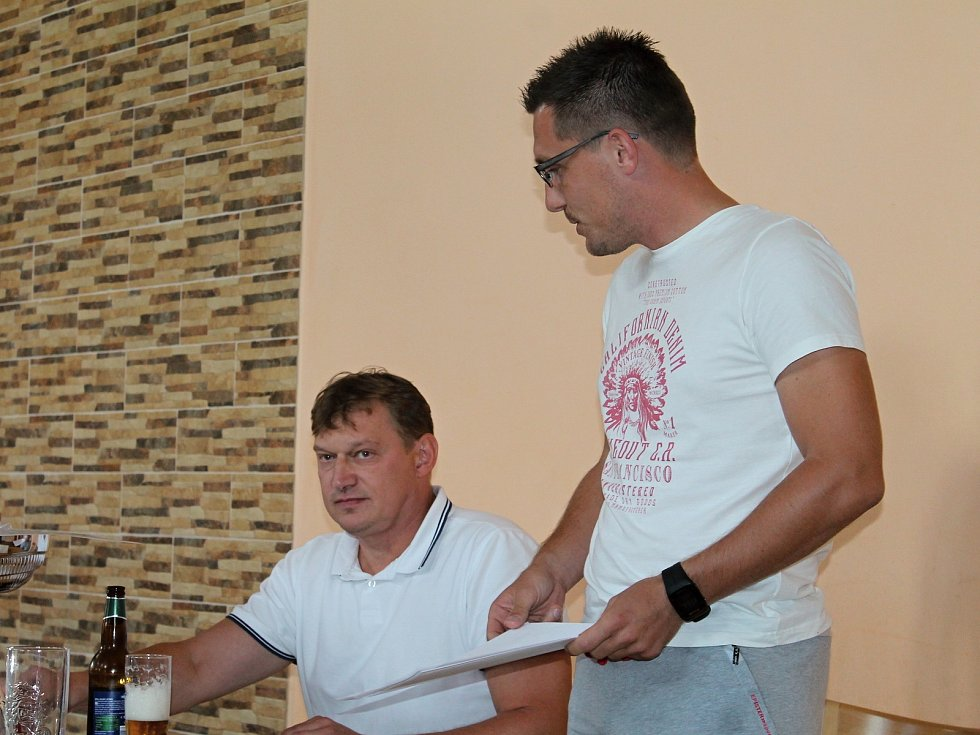 Losovací aktiv okresního fotbalového svazu Mladoboleslavska
