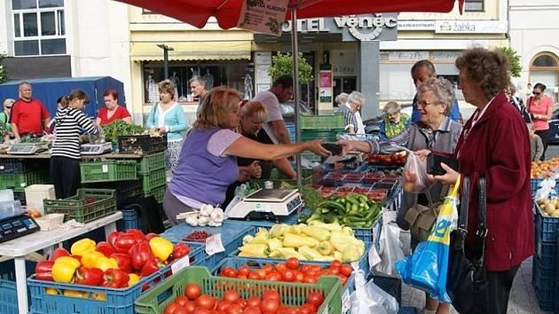 Farmářské trhy v Mladé Boleslavi