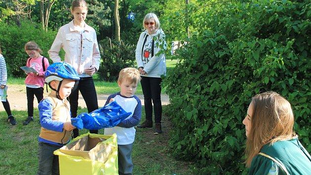 Pohádkový les - rodinné odpoledne ve Štěpánce