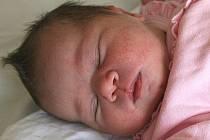 ANETKA Špačková přišla na svět 14. září. Měřila 49 cm, vážila 3, 2 kg. Z prvorozené dcery se radují rodiče Pavla a Pavel z Obory u Doks.