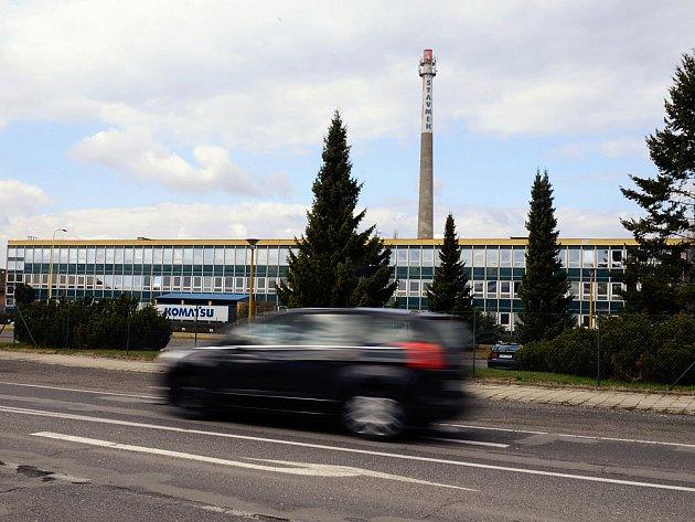 Firma Stavmek v Mnichově Hradišti