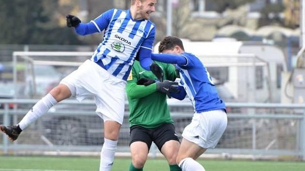 Juniorská liga: Mladá Boleslav U21 - Příbram U21