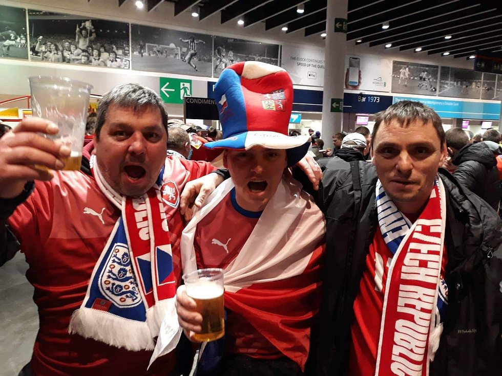 Wembley - Pavel Faix (Mladá Boleslav)