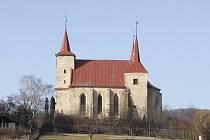 Kostel Sýčina 2013