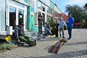 Pavilon Domu dětí a mládeže zaplnilo v sobotu na pětapadesát plastikových modelů.