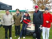 Sametový turnaj na Golfu Mladá Boleslav