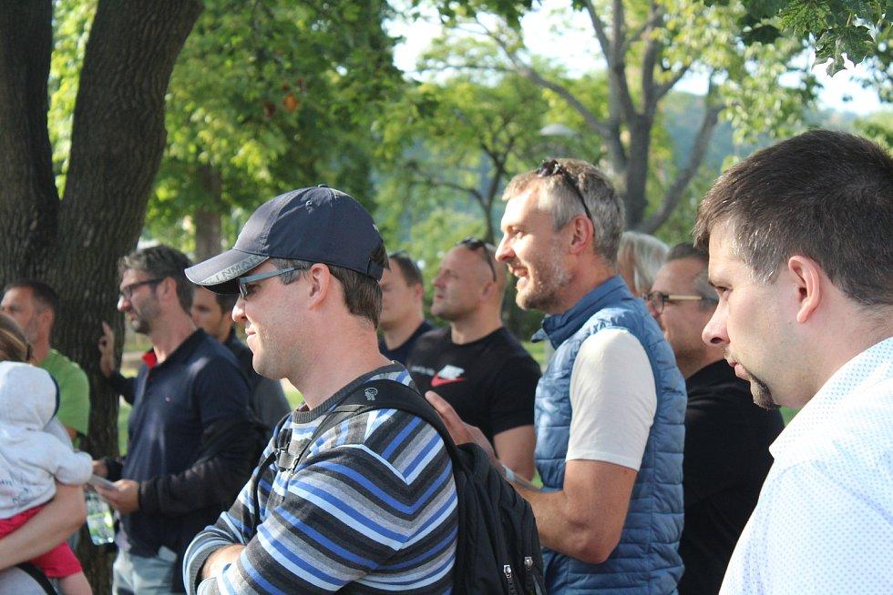 Setkání Boleslavanů k návrhu nového územního plánu.