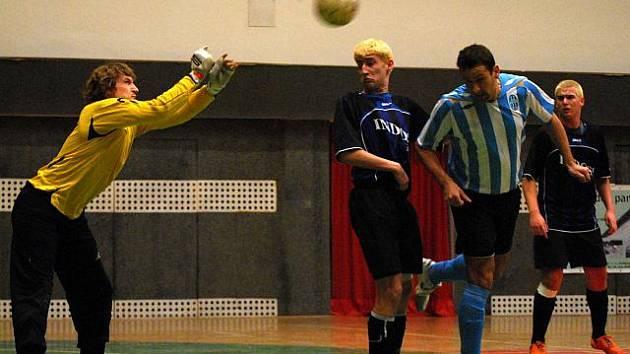 II. futsalová liga: FK Mladá Boleslav - Indoss Plzeň