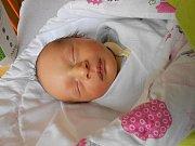 Viktorie Francesca Vencl se narodila 3. března, vážila 2,96 kg.  S maminkou Eliškou a tatínkem Lukášem bude bydlet ve Stráži pod Ralskem.