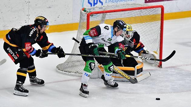 Tipsport extraliga: BK Mladá Boleslav - HC Verva Litvínov.