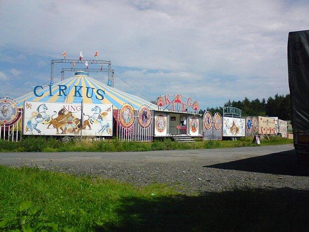 Do Mladé Boleslavi přijel cirkus King