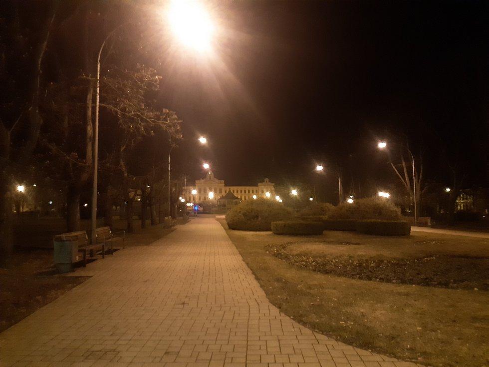 Park Výstaviště.