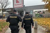 Policie ČR na Mladoboleslavsku kontroluje dodržování vládních nařízení.