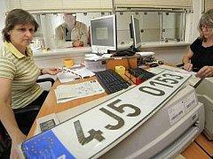 Situace na registrech vozidel není dobrá...