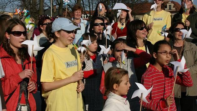 Na Výstavišti v Mladé Boleslavi patřilo sobotní odpoledne Zeměfestu.