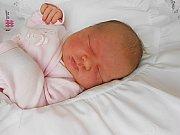 Natálie Michajlecová se narodila 5. září mamince Šárce a tatínkovi Martinovi z Kosořic. Vážila 4,02 kg a měřila 50 cm. Doma se na ni už těší bráška Nicolas.