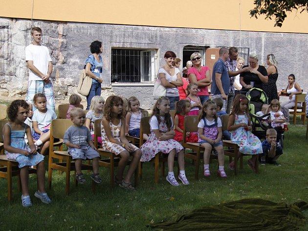 Den otevřených dveří školky v Hrdlořezích