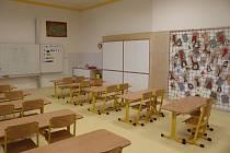 Děti se konečně vracejí do školy. V Bělé je přivítají zrekonstruované prostory.
