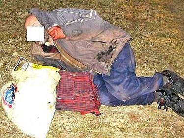 Lidé bez domova mají nelehký život