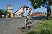 Kolomutští vyčistili obec.