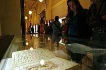 Výstava Od rukopisu k tisku se koná v Muzeu Mladoboleslavska.