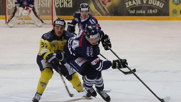 WSM liga: Ústí nad Labem - Benátky nad Jizerou