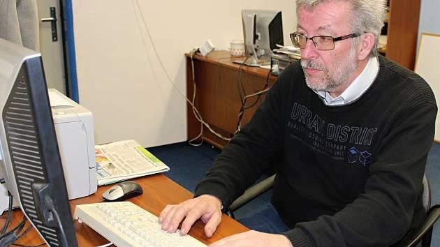 Milan Lomoz, odvolaný starosta a bělský zastupitel.