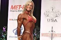 Kateřina Kyptová ukázala v America skvělou formu