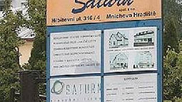 Saturn Mnichovo Hradiště