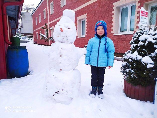 Sněhulák Dominika Melichara