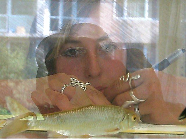 Mladí rybáři měli za úkol poznávat také ryby.