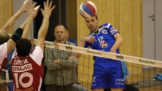 Extraliga volejbalu: VK Karbo Benátky nad Jizerou - ČZU Praha