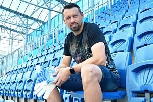 Brankář Jan Šeda prodloužil smlouvu v Mladé Boleslavi