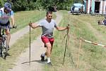 Z 30. ročníku triatlonu Dřevěný muž.