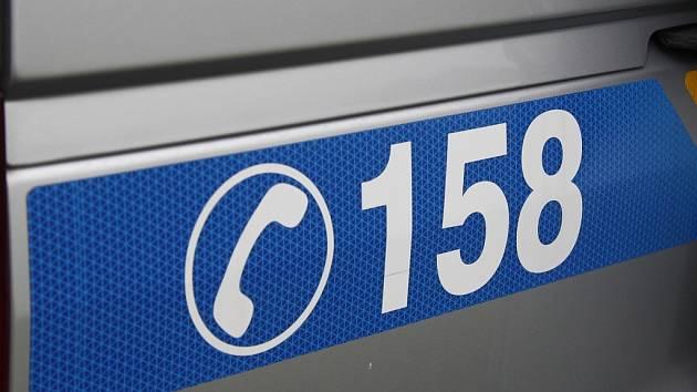 Ilustrační foto policie 158