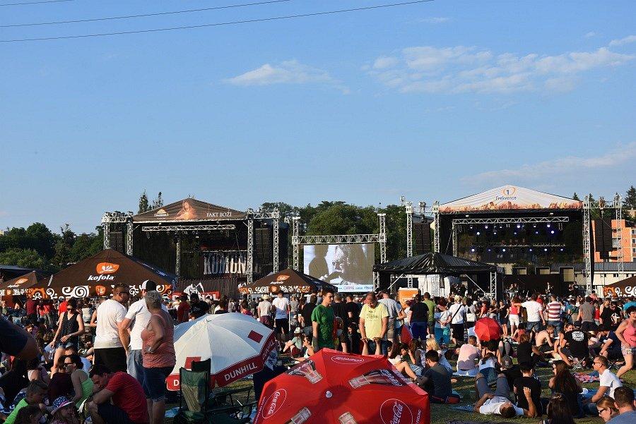 Festival Krásná louka 2018.