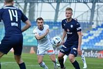 Mladá Boleslav vyřadila v osmifinále Mol Cupu Slovácko.