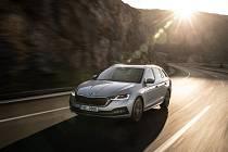 Škoda Auto zvítězila ve všech 4 částech tendru Ministerstva spravedlnosti na dodávky civilních vozů.