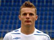 Fotbalista FK Mladá Boleslav Jakub Řezníček.